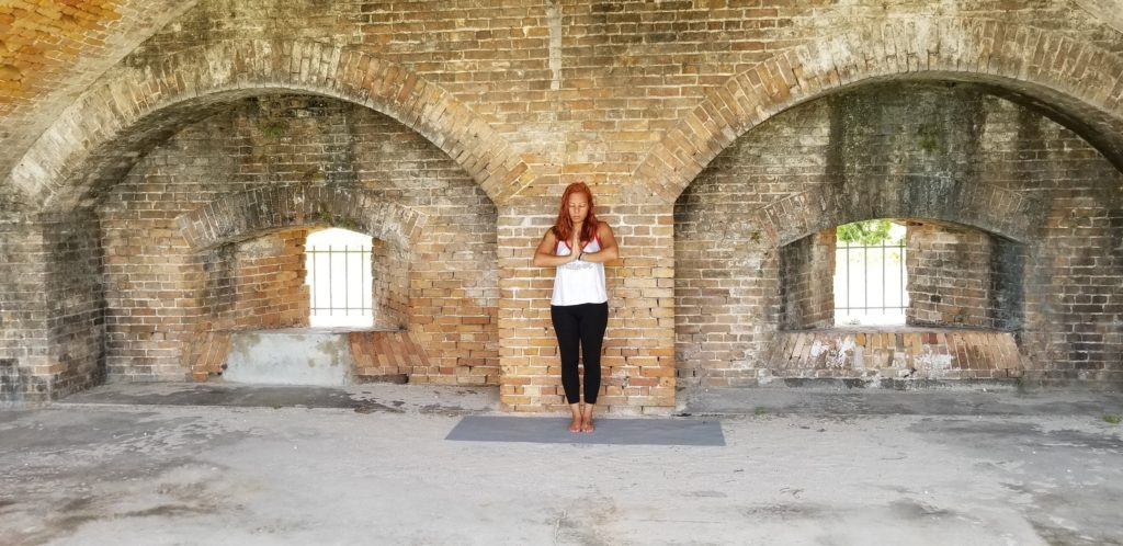 fort-pickens-yoga-picture