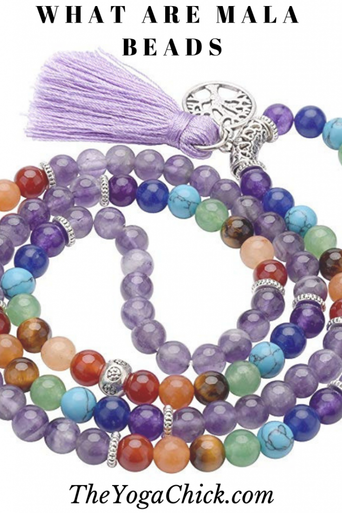 What are Mala Beads | The Yoga Chick