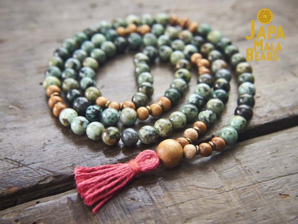 Japa Beads Picture | The Yoga Chick