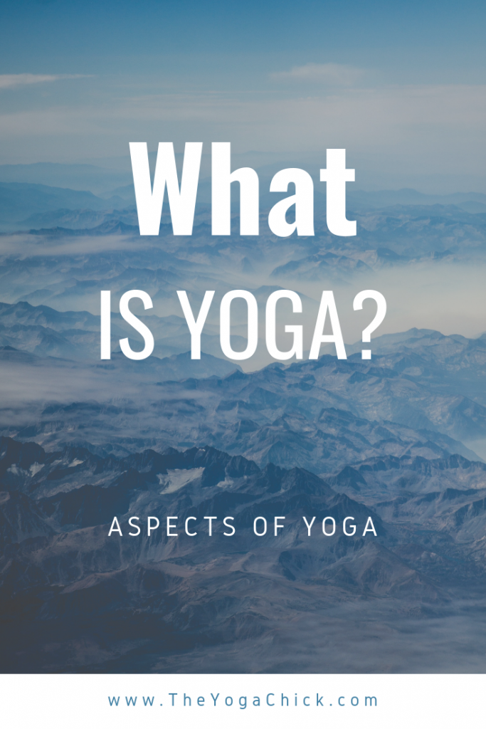 Aspects of Yoga | TheYogaChick.com