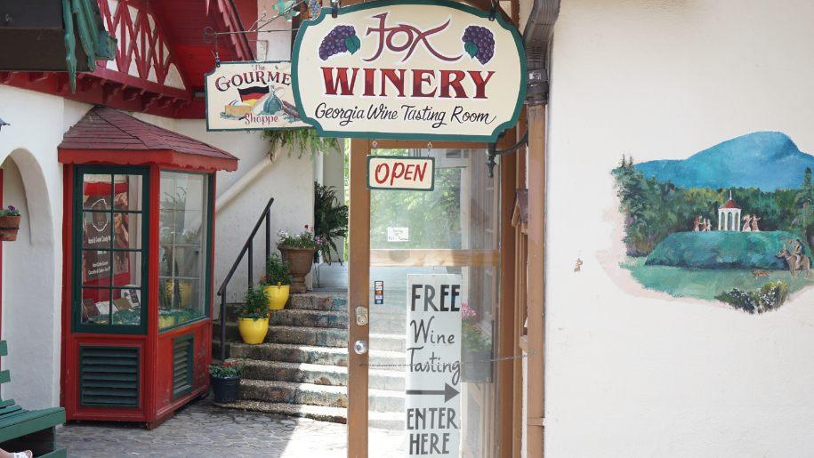 Fox Winery in Helen, GA