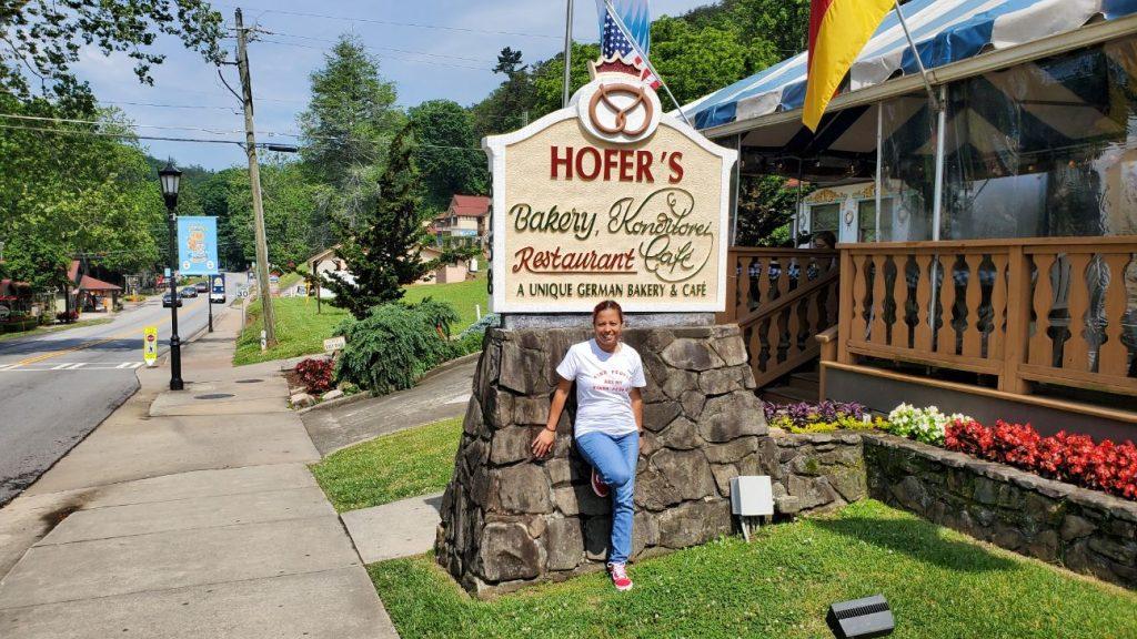 Hofer's Bakery and Restaurant in Helen, GA