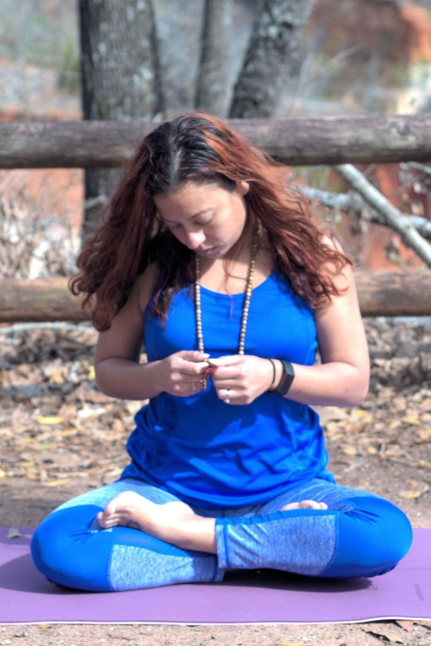 Eight Limbs of Yoga Explained | TheYogaChick.com