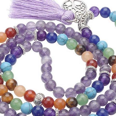 Mala Beads | TheYogaChick.com