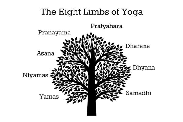 Eight Limbs of Yoga Image | TheYogaChick.com