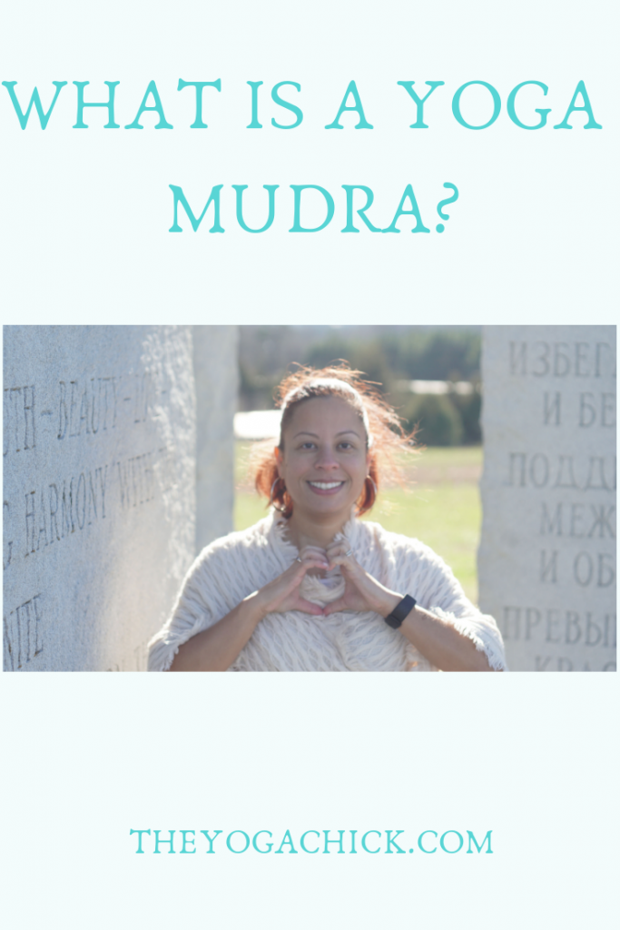 Yoga Mudra Meaning | The Yoga Chick