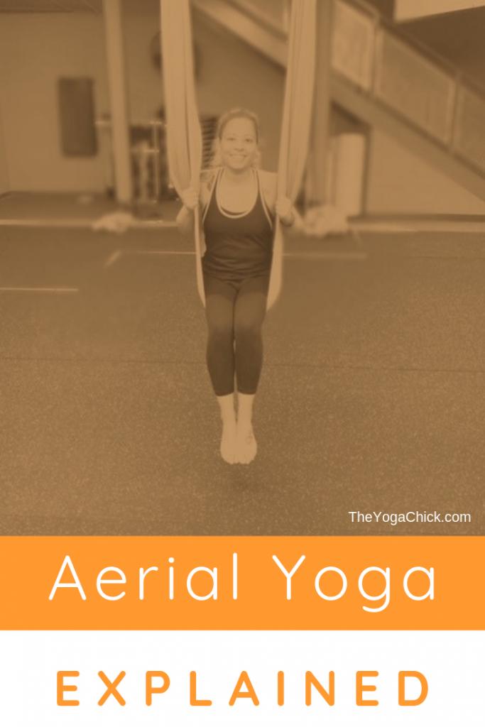 Aerial Yoga Explained | TheYogaChick.com