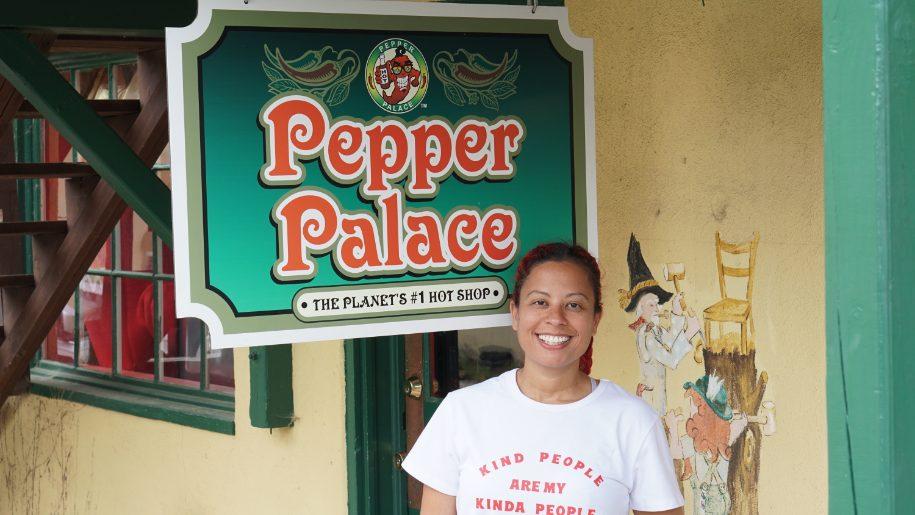Pepper Palace in in Helen, Georgia
