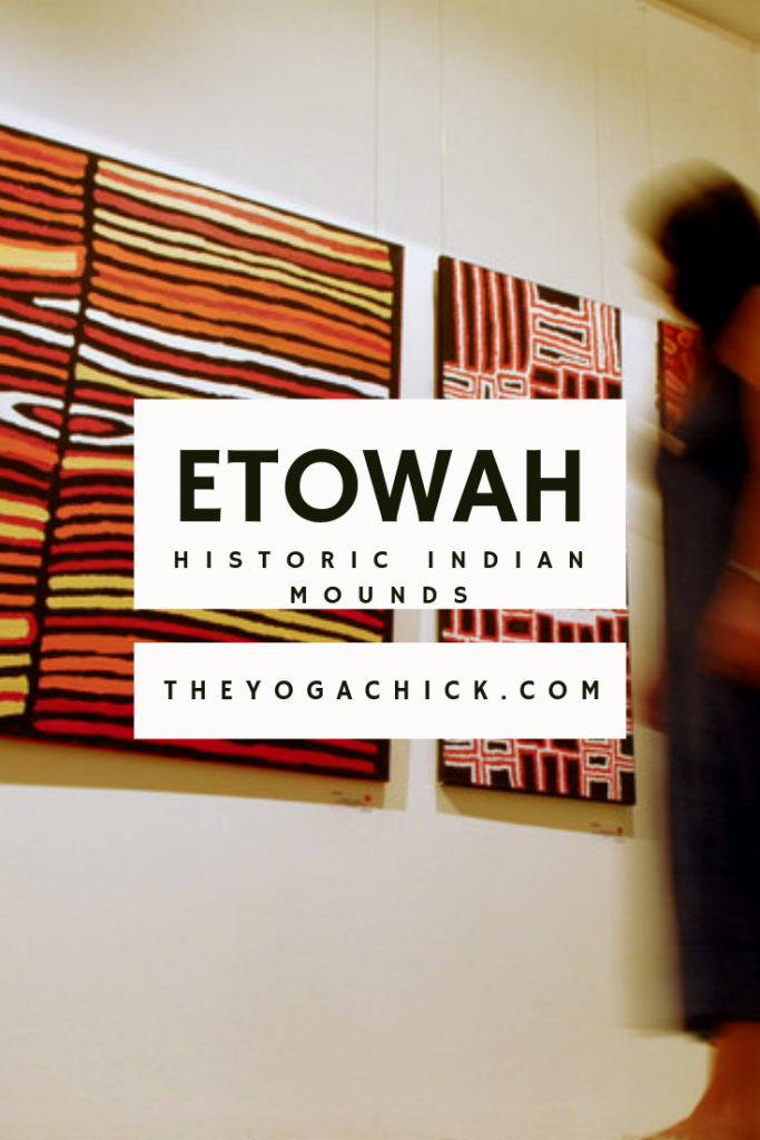 Etowwah Historic Indian Mounds Guide | TheYogaChick.com