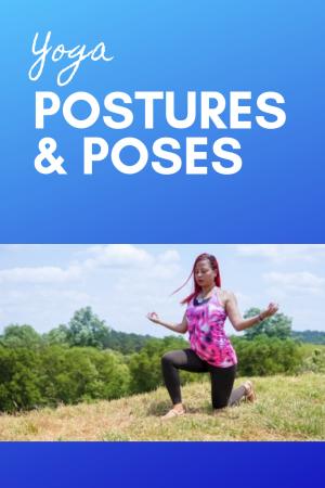 Yoga Postures and Poses | TheYogaChick.com